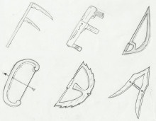 ABCDEF Weapons