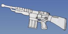 M4AK - 147