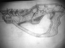 TCH Pistol