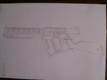HK-200V Gauss rifle