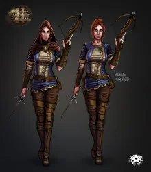 Assassin Knight Concept Art