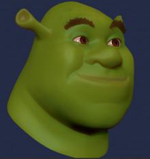 Shrek: Smash Wii U Custom Model Import