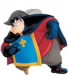 Disney's Pete over Bowser