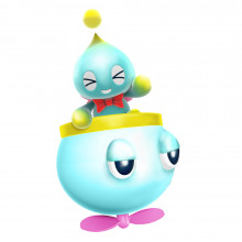 Chao over Bowser Jr.