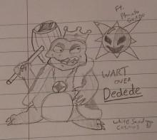 Wart over Dedede (concept)