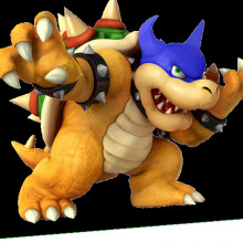 "Rookie Bowser ""render"""