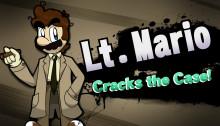 Lt. Columbo Inspired Dr. Mario