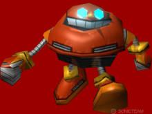 Eggman Robots for MVM