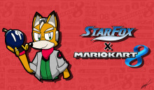 Fox McCloud over Tanooki Mario.