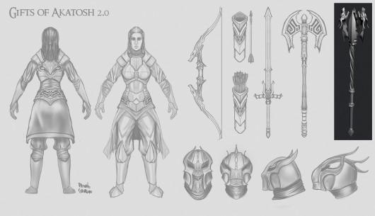Gifts of Akatosh - Remaining items