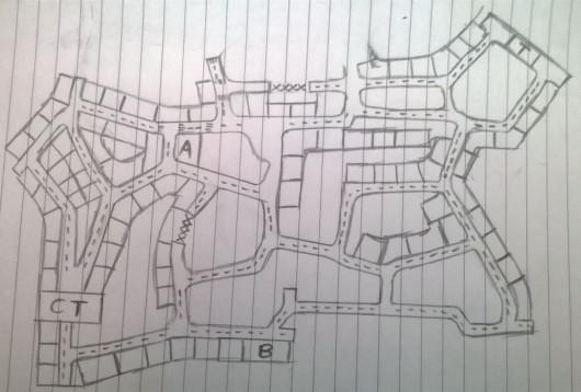 A bigger Bomb/defuse map