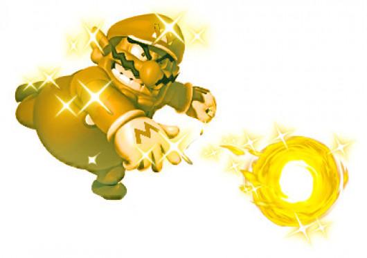 Mario-Inspired Wario Moveset