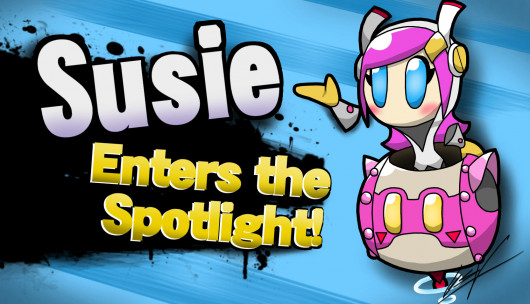 One Way Auto >> Susie (Kirby Planet Robobot) Over Bowser Jr. | Super Smash ...