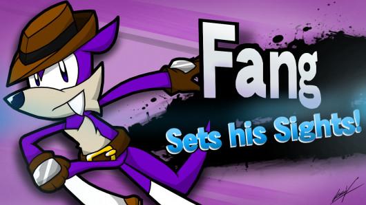 Fang Sets his Sight!