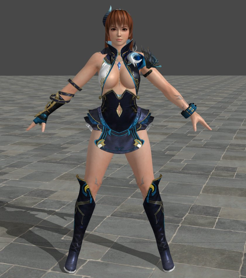 3d video game characters having some fun 10 part 1 of 2 - 2 part 8