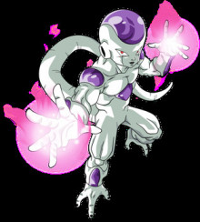 Frieza from DBZ over Mewtwo preview