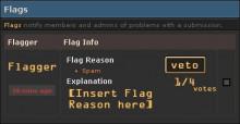 Flag Veto