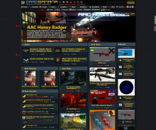 Frontpage Redesign