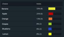 Poll colour picker [Unlock]