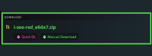 Re-add the green colour to the download button