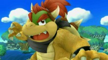Grown up Bowser Junior! preview