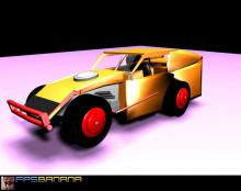 DIRT CAR (my first model)