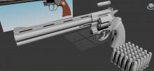 Python 357 magnum 8in barrel