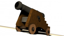 Middle Age Cannon