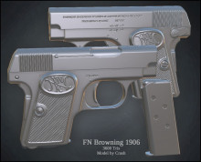 FN Browning 1906