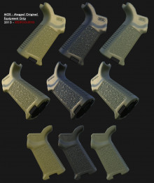 MOE - Magpul Original Equipment Grip