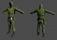 Stalker suit