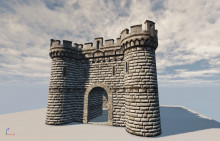 Castle Asset [Ultra Modding]
