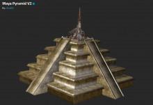 Maya Pyramid V2