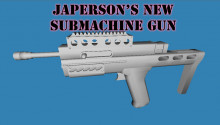 My new SMG