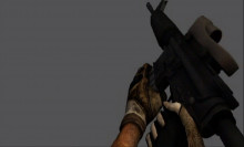 M4A1 Animations