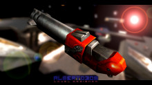 Quake 3 Arena Rocket Launcher