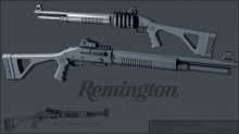 Remington Defense 590