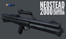 Neostead 2000 Assault Shotgun
