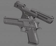 Desert Eagle Version 3