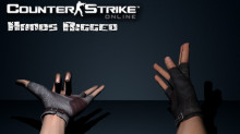 Counter-Strike Online - Hands Rigged
