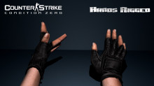 Counter-Strike Condition Zero - Hands Rigged