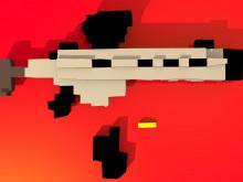 Pixelated AAC Honey Badger V2