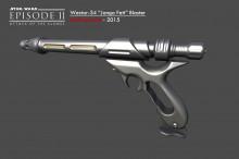 """Westar-34 """"Jango Fett"""" Blaster"""