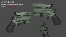 "SN-9 ""WASP"" Revolver"