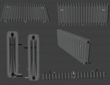Radiator Gallery Modelpack