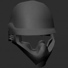 (More Of) Bill Williamson's Helmet