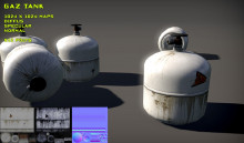 Gaz Tank