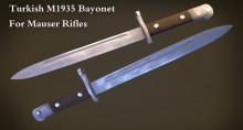 Turkish M1935 Bayonet