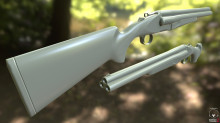 Triple Barrel Shotgun (Chiappa Triple Threat)