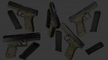 Tigg's G18 Textures